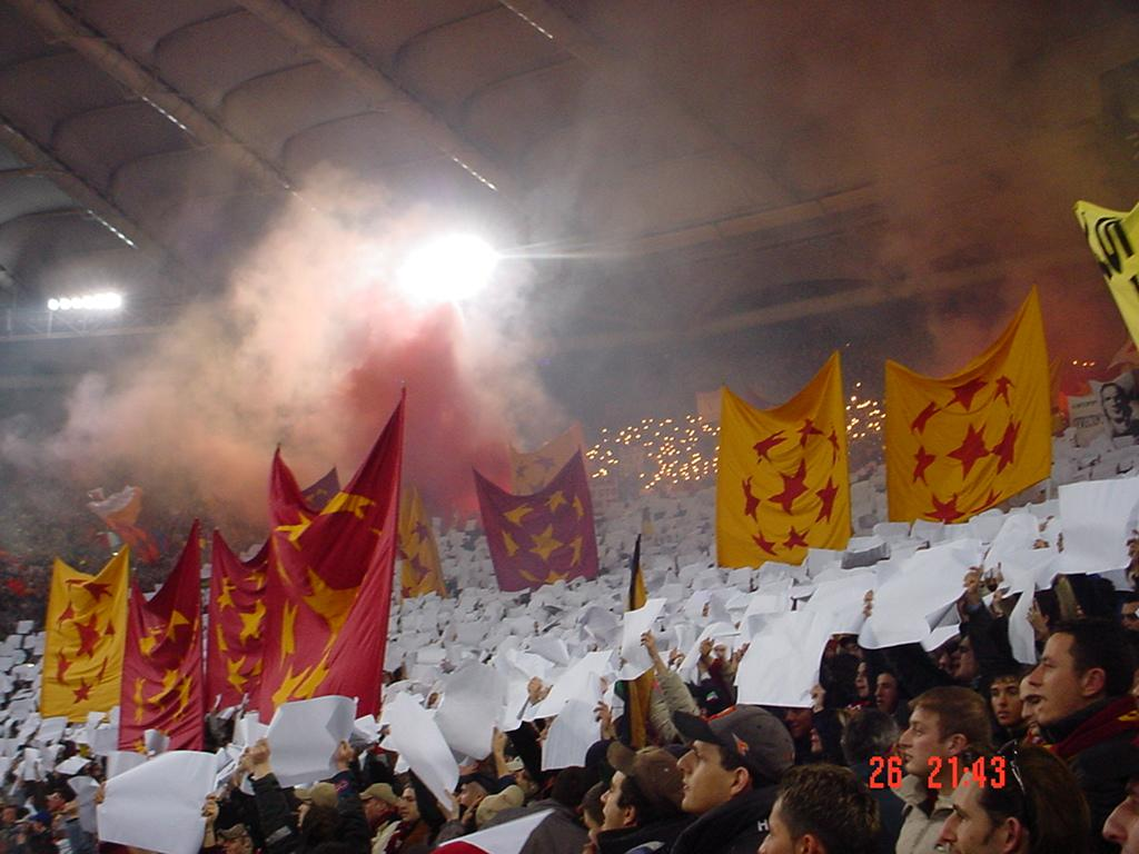 26022002 Stadio Olimpico Roma Barcellona